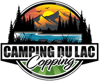 logo camping lac copping